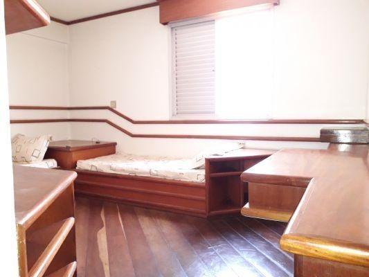 Apto de 4 quartos - 2 suítes - Edif. Manhattan - St. Oeste, Goiânia-GO - Foto 15