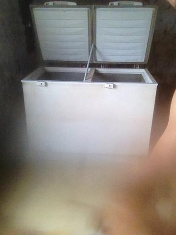 Vendo uma freezer 2 portas