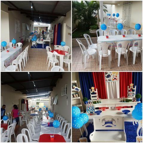 Espaco p EVENTOS no TROPICAL( Buffet Shalom)