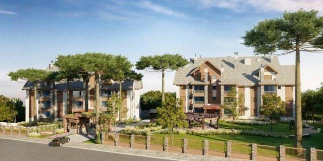Apartamento com 2 dormitórios à venda, 86 m² por r$ 873.690,41 - bavária - gramado/rs - Foto 3