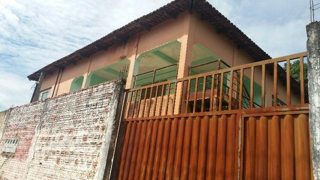 Sobrado duplex - Ideal para pousada - Saída P/ Taguaruçu