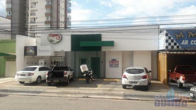 Sala comercial para locação, Setor Oeste, Goiânia