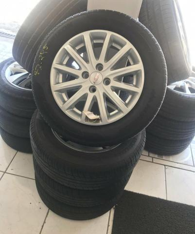 Jogo de Rodas Chevrolet