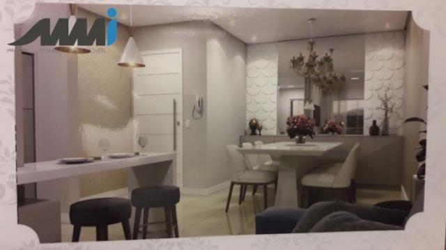 Di napoli - apartamento com 2 quartos sendo uma suite - Foto 4
