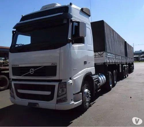 Volvo Fh 440 ano 2011 Bitrem