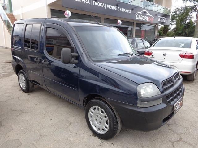 Fiat - Doblo 1.8 Cargo -2007