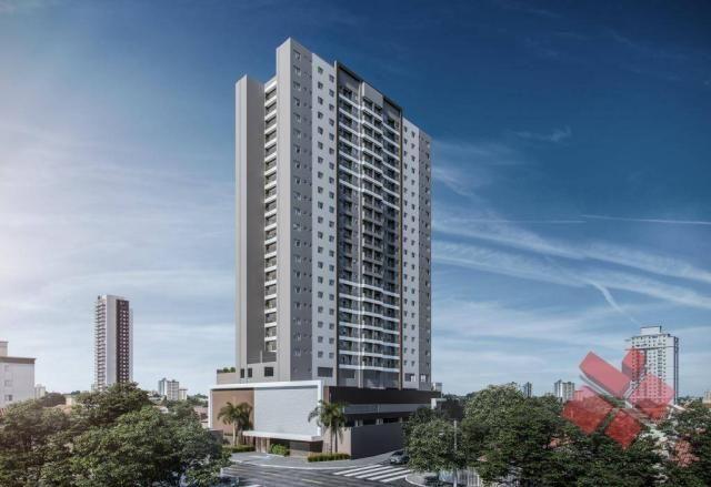 Apartamento com 2 ou 3 Quartos, 63 e 76 m² - Setor Pedro Ludovico - Goiânia/GO - Foto 2