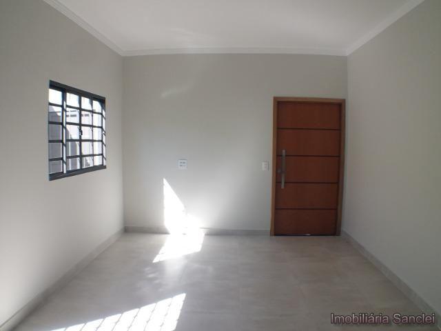 Casa em Cravinhos - Casa nova no Jd. Acácias