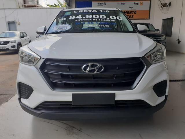 Hyundai Creta 1.6at Smart S020 2020 Flex - Foto 2