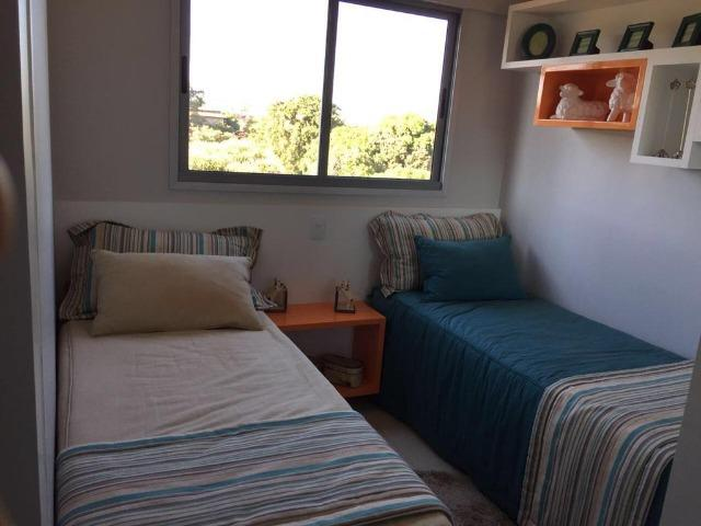 Apartamento 2qts 1suite 1vaga, alto padrao, lazer, prox shopping Buriti, ac financiamento - Foto 17