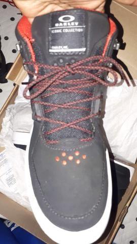 Tênis Oakley Voltage Black/Red - Foto 2