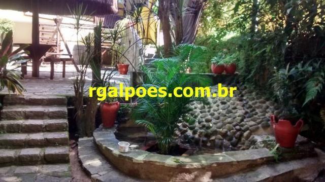 G 1423, Sítio de 2.000m² com piscina, churrasqueira próximo a Rio-Petrópolis - Foto 9