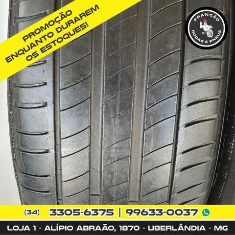 Vendo 2 Pneus 225/55 R18 Seminovos Michelin - Foto 3