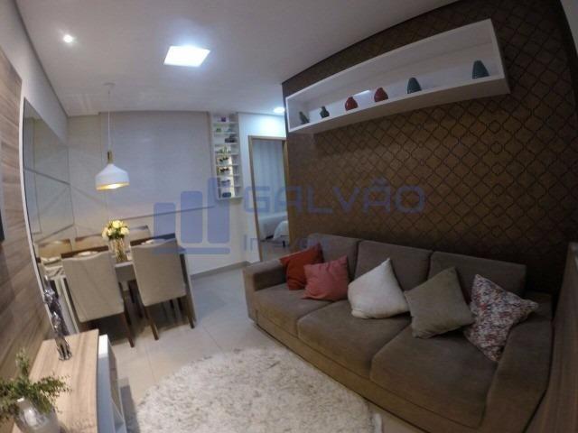 MR- Parque Ventura, apartamentos pronto pra morar em Balenário de Carapebus - Foto 2