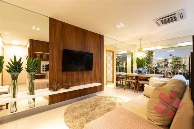 Apartamento com 2 ou 3 Quartos, 63 e 76 m² - Setor Pedro Ludovico - Goiânia/GO - Foto 19
