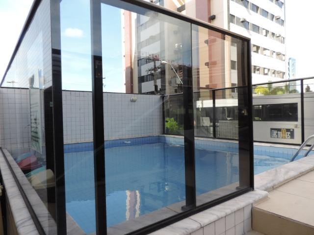 Apartamento 3 Quartos, 95m² - Edf. Atlantico - Jatiuca - Foto 12