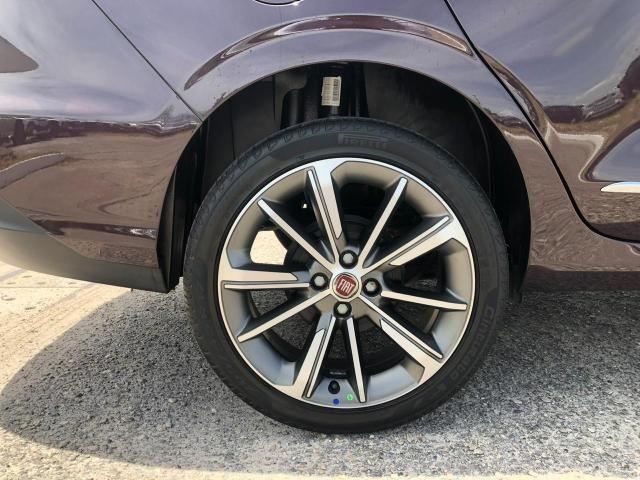 Fiat cronos precision 1.8 automático flex 2019 - jpcar - Foto 20