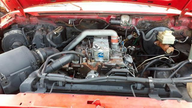 Ford f4000 ano 1998 em bom estado oportunidade excelente preço!!! - Foto 17