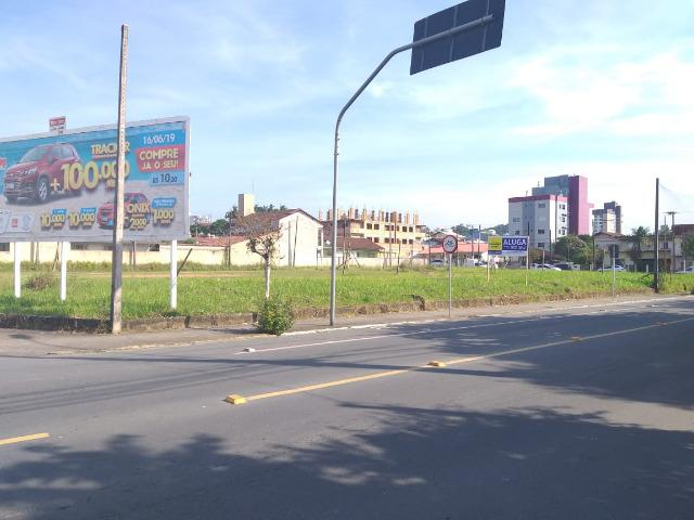 Alugo terreno comercial Jaraguá do Sul-SC, Vila Lenzi