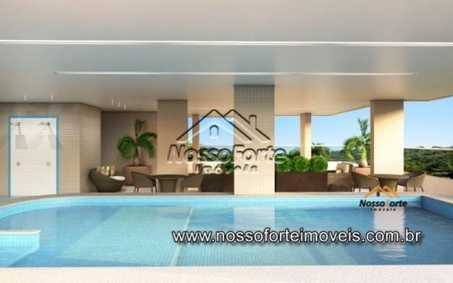 Lançamento Apartamento no Canto do Forte em Praia Grande - Foto 4