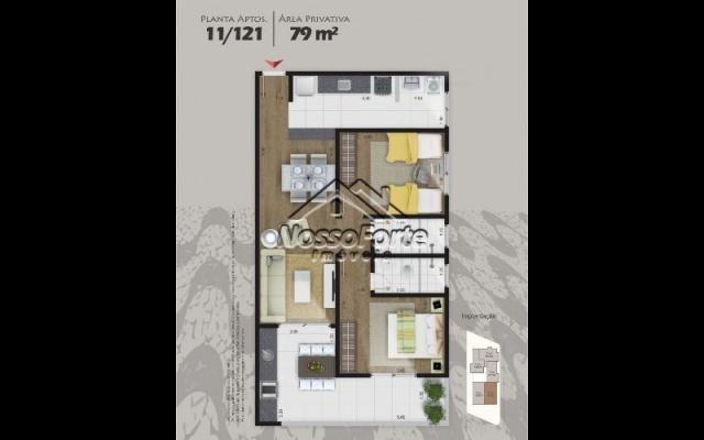 Lançamento Apartamento em Mongaguá - Foto 8