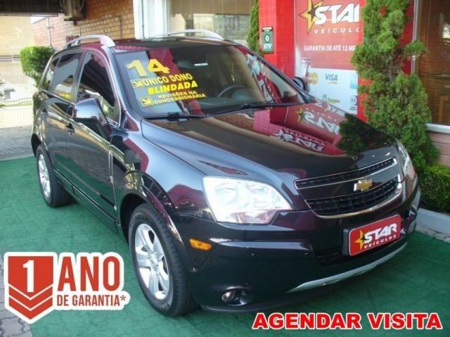 GM Captiva Sport 2.4 Aut. Flex Blindada 2014 Starveículos