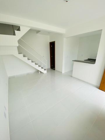 Casa Triplex em Campo Grande RJ bairro Jardim Letícia, NOVA 1ª Locação - Foto 5