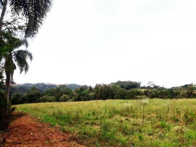 Ref. 2518 Excelente terreno para formar chácara, contendo 46.270,34 m² - Foto 7