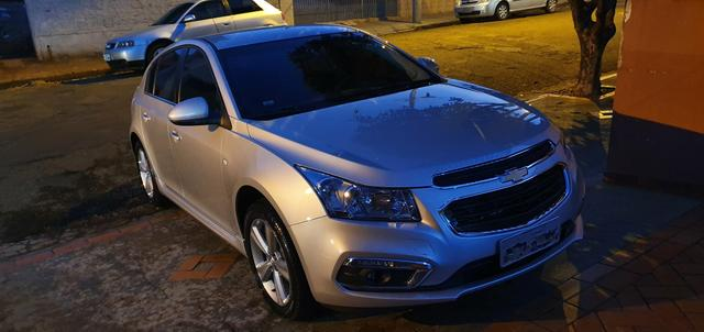 Chevrolet Cruze 2016 - Prata 15.000km