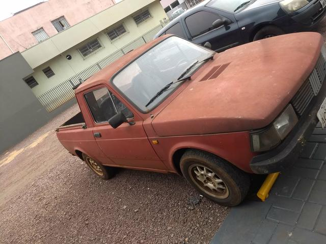Fiat 147 city pick UP 85 - Foto 7