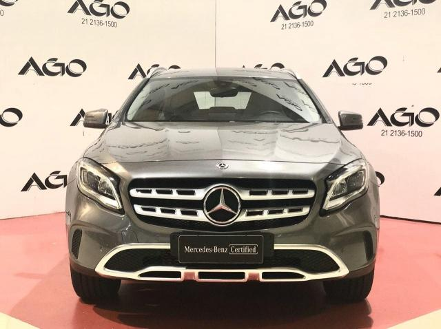 MERCEDES-BENZ GLA 200 2019/2019 1.6 CGI FLEX ADVANCE 7G-DCT