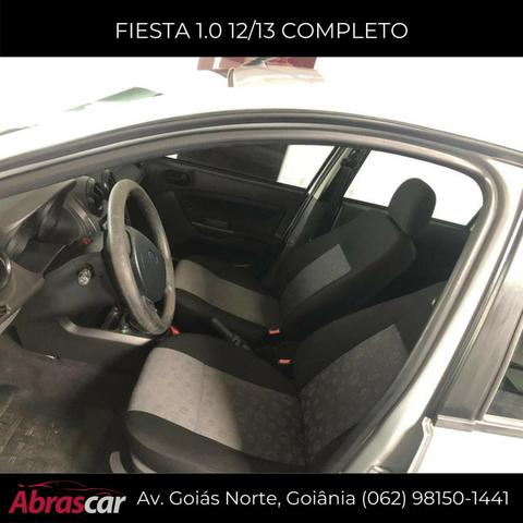 Fiesta Hatch 1.0 Completo - 12/13 - Foto 6