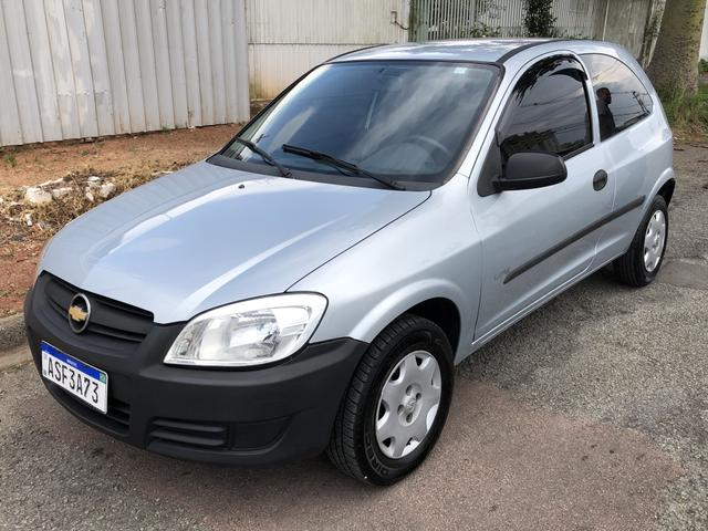 Gm Chevrolet Celta life 1.0 flex 2 portas 2010