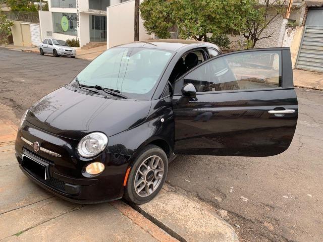 Fiat 500 1.4 CULT 8V Evo Flex 2P Dualogic - Foto 3