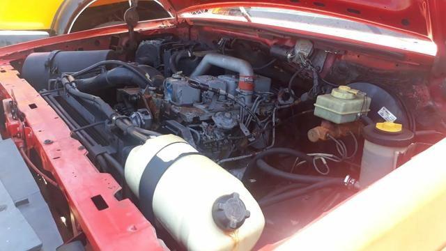 Ford f4000 ano 1998 em bom estado oportunidade excelente preço!!! - Foto 16