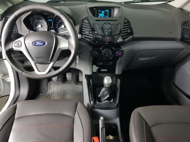 Ford EcoSport FREESTYLE 2.0 16V 4WD Flex 5p - Branco - 2017 - Foto 6