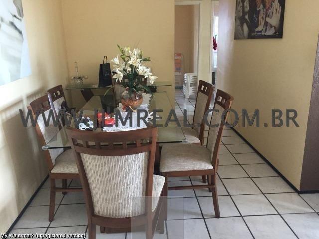 (Cod.:050 - Damas) - Mobiliado - Vendo Apartamento com 71m², 3 Quartos - Foto 3