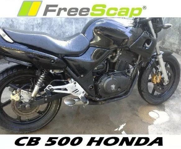 Escapamentos ponteira para todas as motos em inox fabricação própria - Foto 13