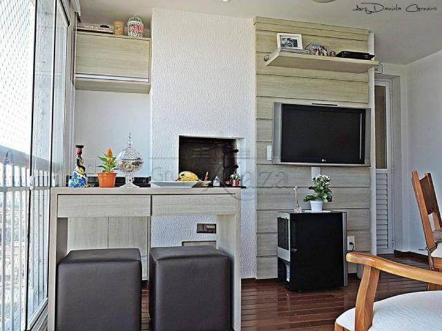 Apartamento 2 dormitórios 90 m² Jd. Aquarius - Foto 11
