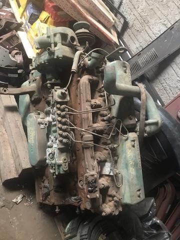 Motor Volvo sucata (com nota fiscal)