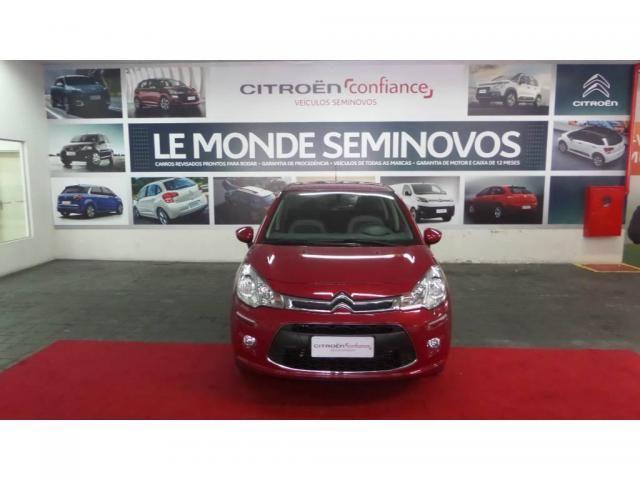 Citroën C3 ATTRACTION 1.5 FLEX 8V 5P MEC.