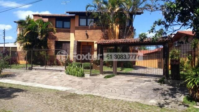 Casa à venda com 4 dormitórios em Guarujá, Porto alegre cod:186158