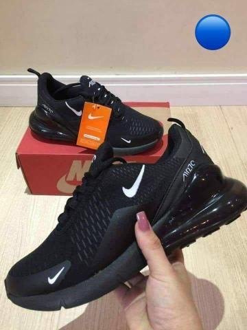 2f15fb8f8ae Tênis Nike air max 270 gel bolha feminino masculino promoção barato ...