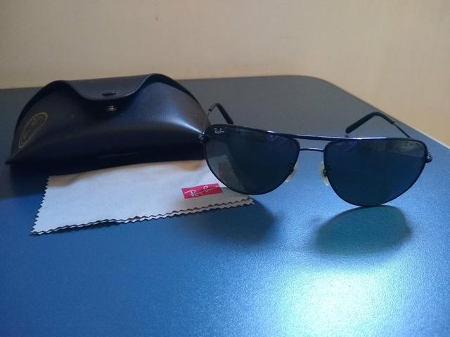 8d187ff73 Óculos Rayban estilo aviador original - Bijouterias, relógios e ...