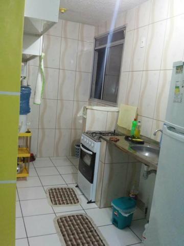 Transfiro apartamento no condomínio flor do ananin $60.00 ananindeua-centro
