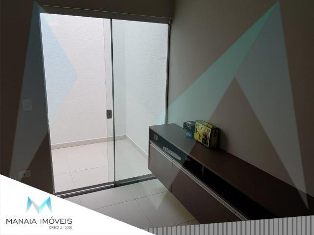 3 qts (1ste) - Casa nova - Próx. Arcindo Sardo - Foto 10