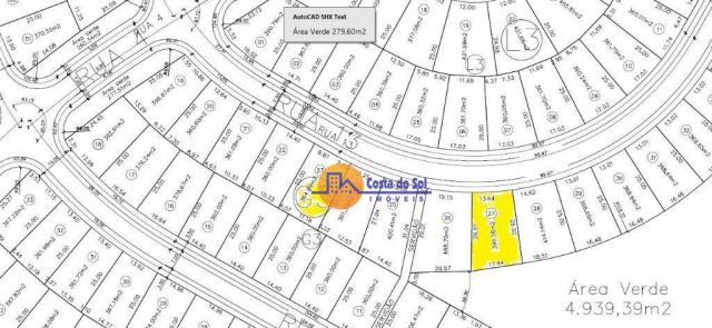 Terreno à venda, 396 m² por r$ 105.000,00 - alphaville - rio das ostras/rj - Foto 5