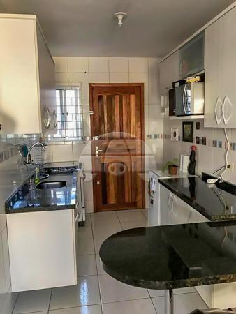 Casa de condomínio à venda com 3 dormitórios em Campo pequeno, Colombo cod:153356 - Foto 3