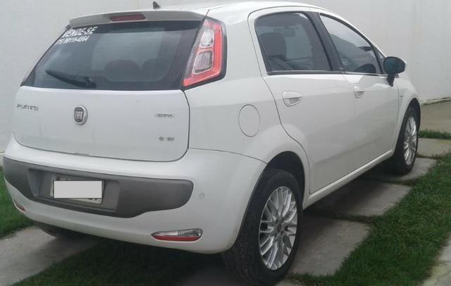 Fiat Punto Essence 1.6 Dualogic 2012/2013 - Foto 3