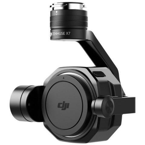 Câmera DJI Zenmuse X7 (Não inclui Lente)